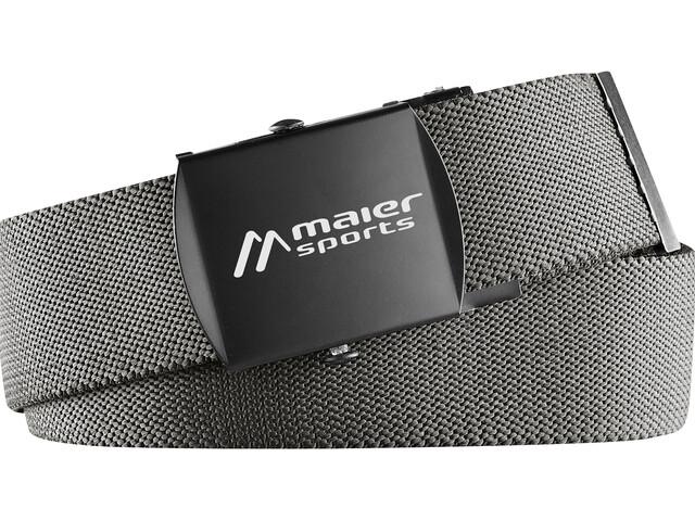 Maier Sports Tech Cinturón, gris